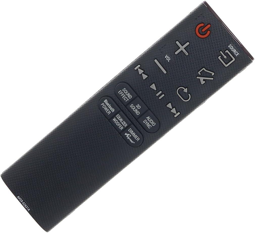 DEHA Sound Bar Remote Control for Samsung HW-H450