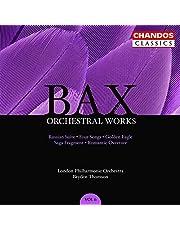 Arnold Bax: Orchestral Works, Vol. 6
