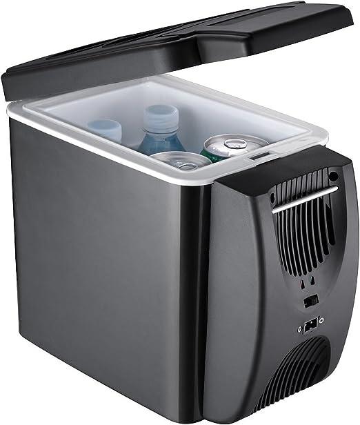LT&NT Refrigerador de Coche 6 litros portátil Mini Nevera ...