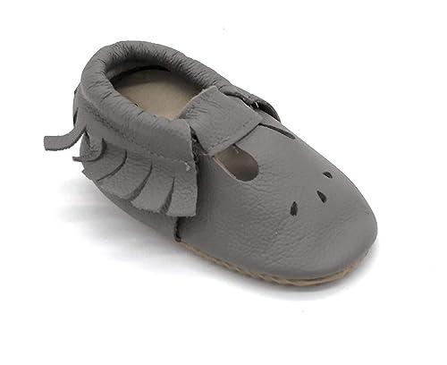 buy online 1fecc 513ff LEPEPPE - Sandali Pantofole Scarpe Scarpine Bambino Bimbo Bimba in Morbida  Pelle - Neonato - Nido - Primi Passi da 0/6 Mesi a 3 Anni - Sandalo Goccia  ...