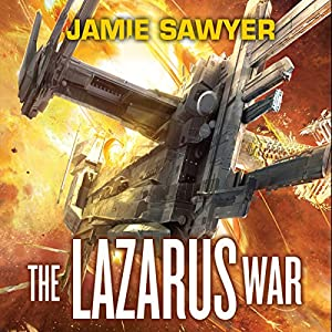 The Lazarus War: Artefact Hörbuch