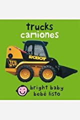 Bilingual Bright Baby Trucks Edición Kindle