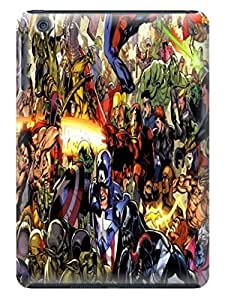 2014 Hot fashionable Marvel Comics Avengers Super Hard New Style Patterns for ipad mini Case