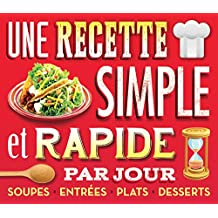 UNE RECETTE SIMPLE, RAPIDE 16