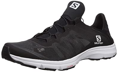 Salomon Amphib Bold White White Black: Amazon.it: Scarpe e borse