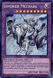 Invoked Mechaba - FUEN-EN032 - Secret Rare - 1st Edition - Fusion Enforcers