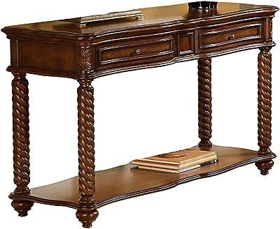 Superb Homelegance Trammel 50x19 Sofa Table