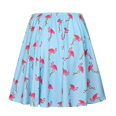 Faldas De Verano De Las Mujeres De De Moda Único Talle Alto Slim ...