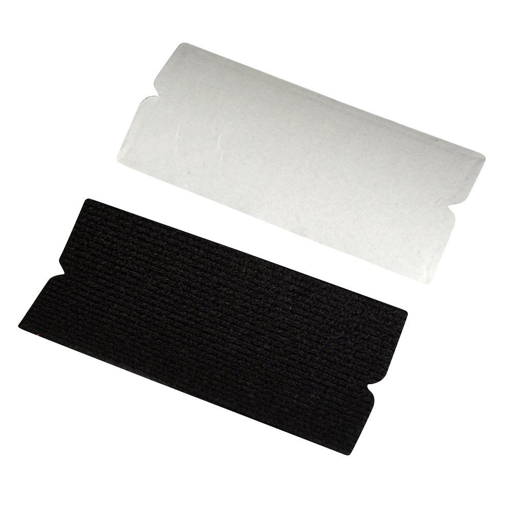 Ehdis/® 10x4.8cm Squeegee Accessories Fabric Felt Edge Scratch Free Soft Wet Dry Felt for Car Wrapping Scraper 3M Squeegee 10PCS//Pack Not Included Squeegee
