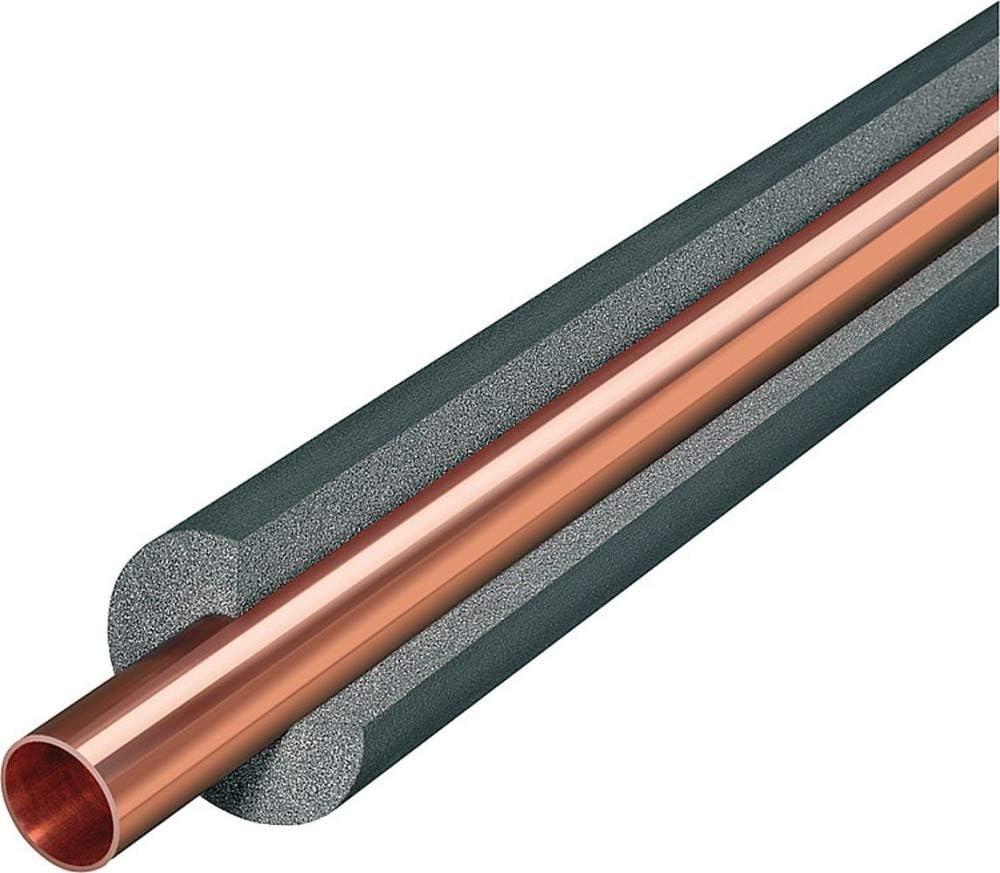 15 Meter Isolierschlauch 22x13mm EPDM Hochtemperatur Solar endlos