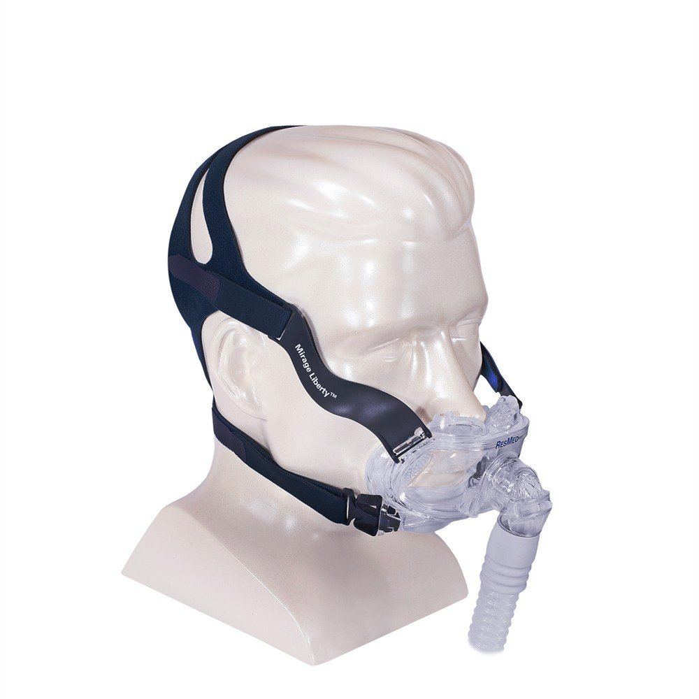 Resmed 61301 Mirage Liberty - Complete Mask, Large