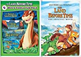 Land Before Time & The Land Before Time VI-IX 5-Movie Family Fun Pack (The Secret of Saurus Rock / The Stone of Cold Fire / The Big Freeze / Journey to Big Water)
