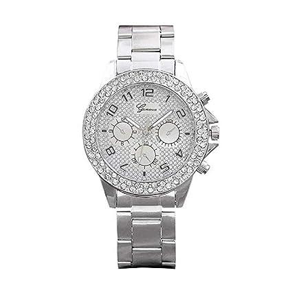 Limpieza de venta! Relojes para mujer, reloj de cuarzo ICHQ para mujer, reloj de pulsera de ...