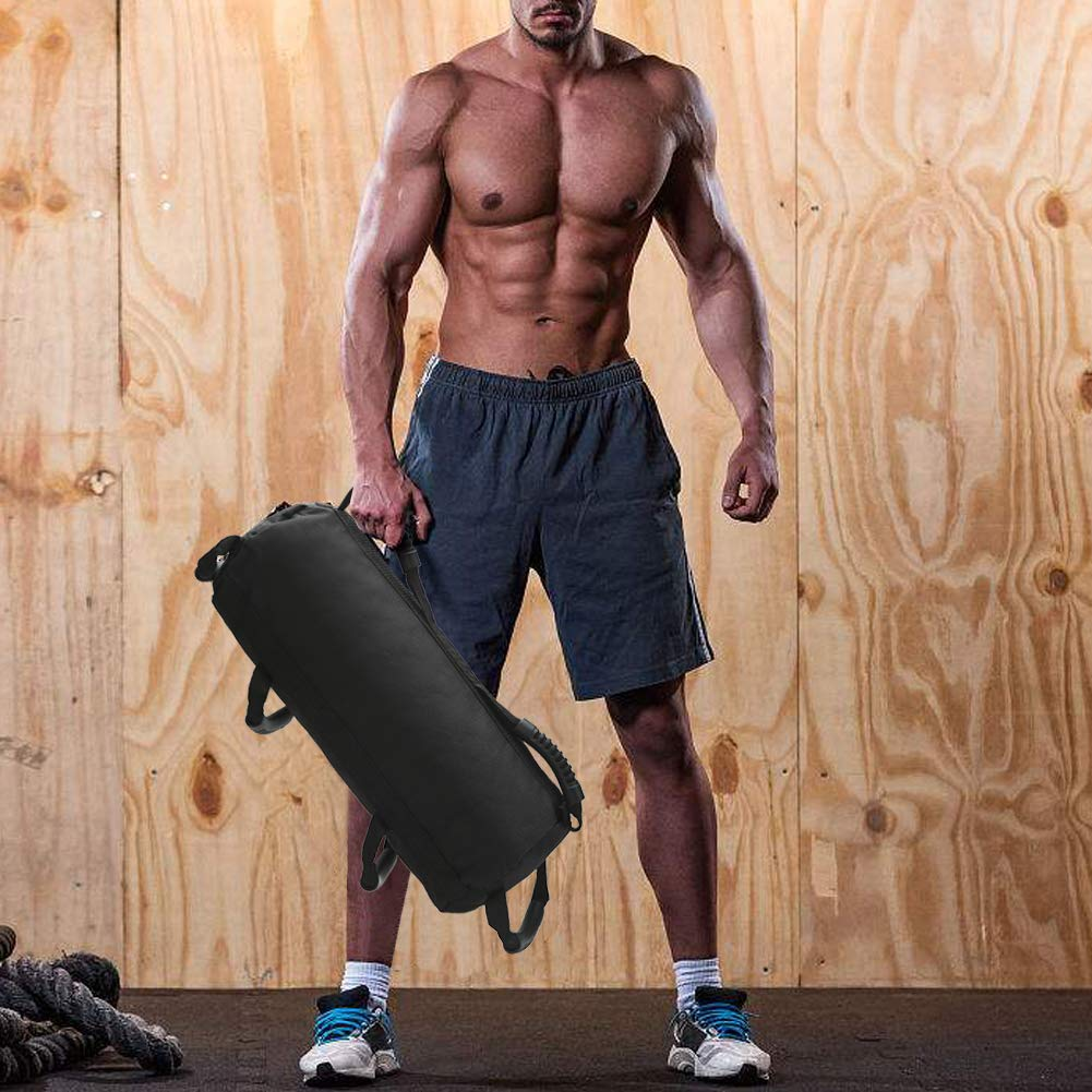 PELLOR Sandbag Sac de Sable Functional Fitness Powerbag Sac lesté