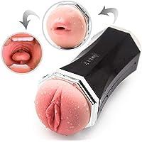 Hombres entrenador de bolsillo juguetes del Massager oral