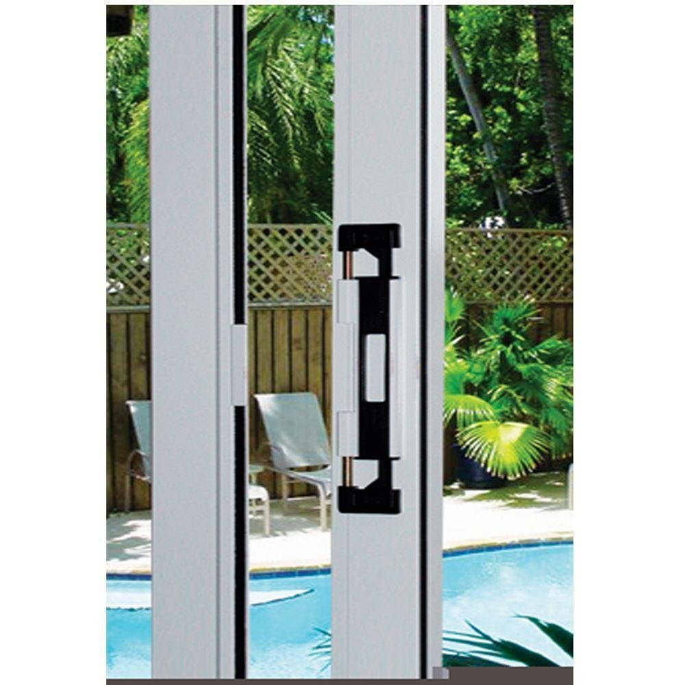 Amazon Lockit Double Bolt Sliding Glass Door White Lock Home