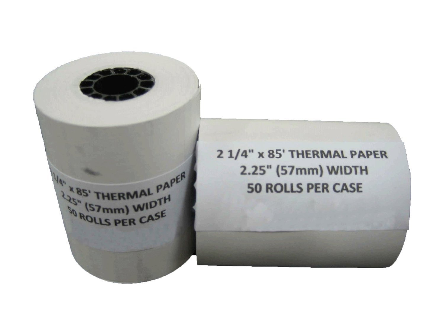 2 1/4'' X 85' Thermal Paper (50 Rolls) by Yesker