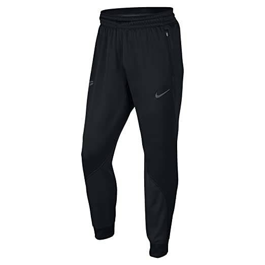 Nike Kobe Mambula Elite Basketball Pants Boys Black/Black/Dark Grey