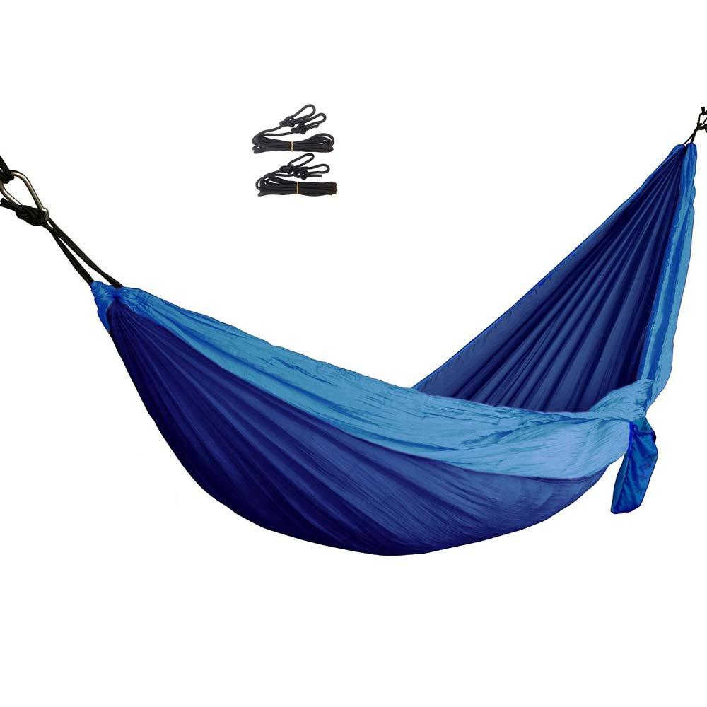 Foho Camping Parachute Double Hammock Image 1