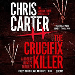 The Crucifix Killer Hörbuch