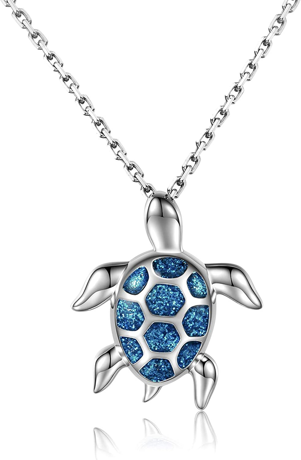 Beach Jewelry Sea Turtle Necklace Summer Necklace Gold Sea Turtle Necklace Sea Turtle Jewelry Beach Necklace