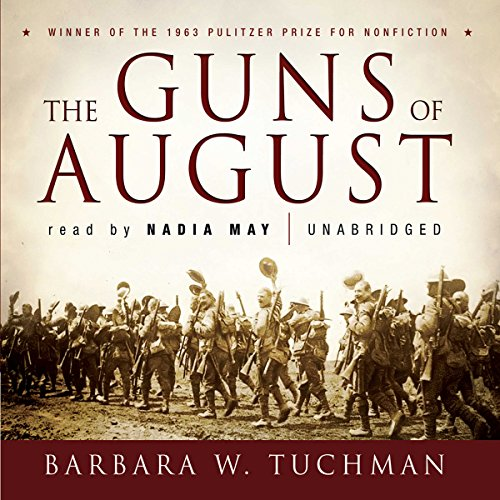 The Guns of August Audiobook [Free Download by Trial] thumbnail