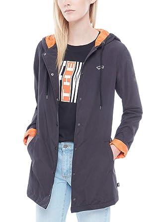 25a18833e7ab0f Jacket Women Vans Thanks Coach Hoodie Mte Jacket  Amazon.co.uk  Clothing