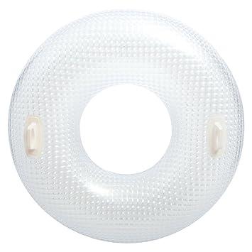 Intex - Rueda hinchable cristales brillantes, 114 cm ...