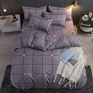 jingsha Bedding Set Luxury Animal Fox 3/4pcs Family Set Include Bed Sheet Duvet Cover Pillowcase Boy Room Decoration