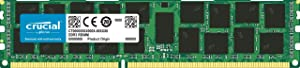 Crucial 8GB Single DDR3 1866 MT/s (PC3-14900) EUDIMM 240-Pin Memory For Mac Pro Systems (Late 2013) CT8G3W186DM
