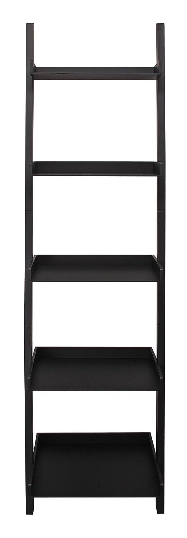 Espresso kieragrace Contemporary general-purpose-storage-rack-shelves