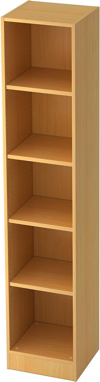 Regal Standregal Wandregal Ordnerregal Raumteiler Bücherregal Büromöbel H 146cm