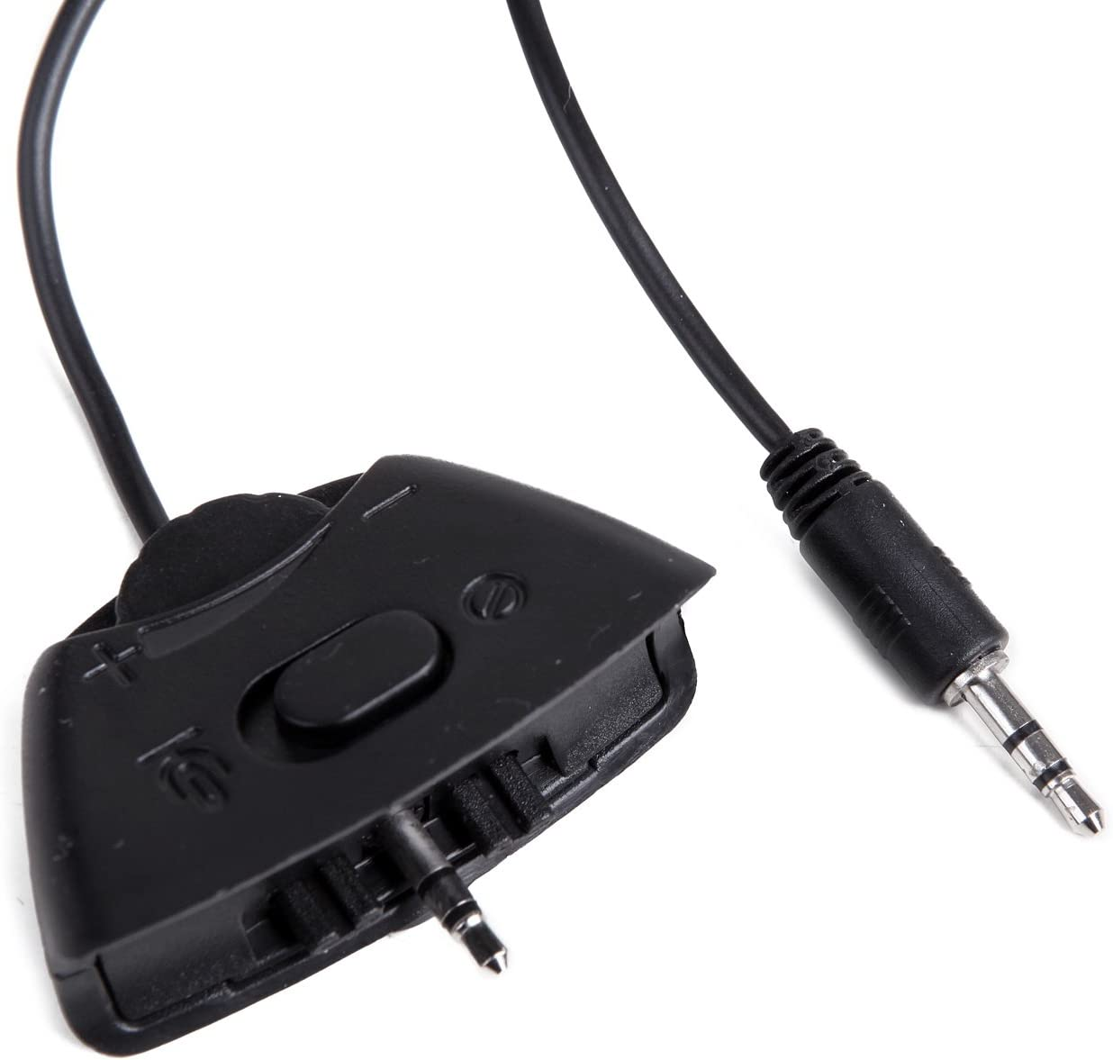 Amazon.com: HDE Gaming Headset Adapter For Xbox 360 Turtle Beach and ...