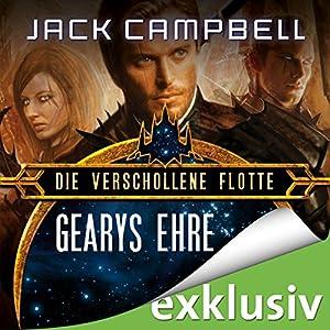 Gearys Ehre (Die Verschollene Flotte 4) Hörbuch