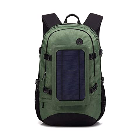 AYLS Mochila para Cargador Solar al Aire Libre Mochila ...