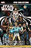 img - for Star Wars Legends Epic Collection: The Original Marvel Years Vol. 1 (Epic Collection: Star Wars Legends: the Original Marvel Years) book / textbook / text book