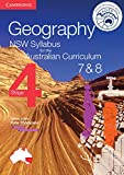 img - for Geography NSW Syllabus for the Australian Curriculum Stage 4 Years 7 and 8 Textbook and Interactive Textbook book / textbook / text book