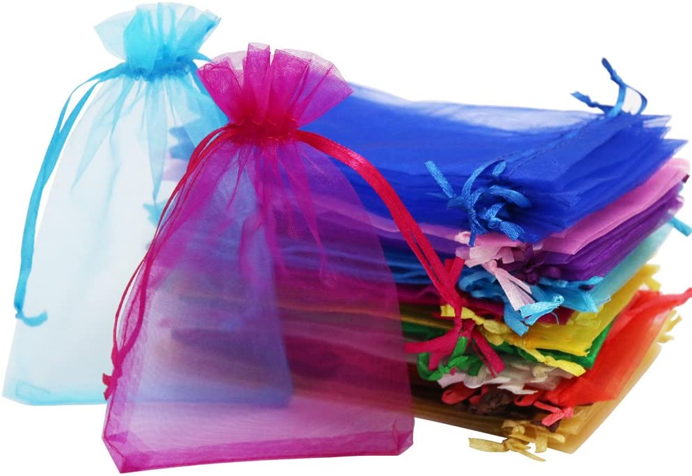 Details about  /10psc Drawstring Pouch Silk Bag Small Brocade Jewelry Packing Gift party bag