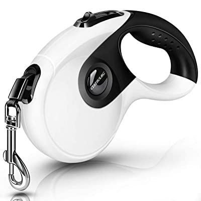 CLEEBOURG Retractable Dog Leash