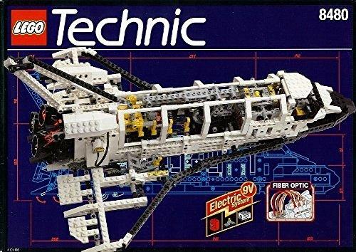 Lego Technic Space Shuttle (8480)