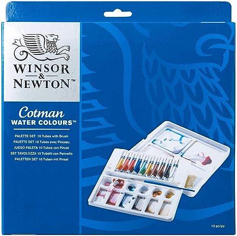 Winsor Newton Cotman Water Color Palette Set Amazon Ca Home