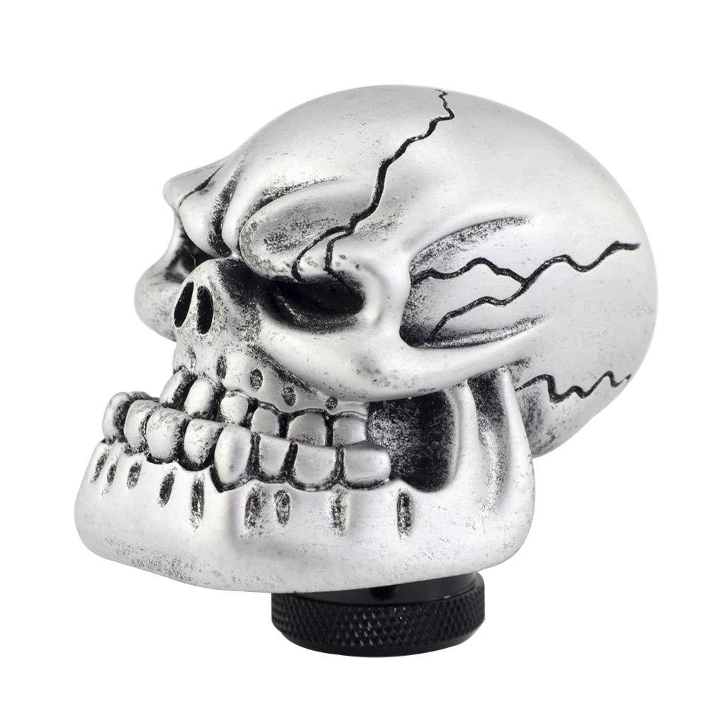 Mavota Black Skull Manual Automatic Gear Shift Knobs Knobs Shift ...