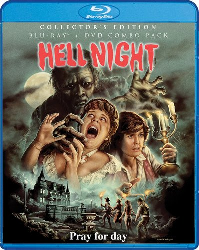 Hell Night [Collector's Edition] [Blu-ray] for $<!--$24.53-->