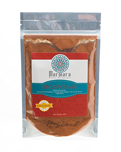 Amazon.com : ADANA KABAB, No Preservatives, Marmara Pure Spice Mix 2 pack (4 ounce each) : Grocery & Gourmet Food