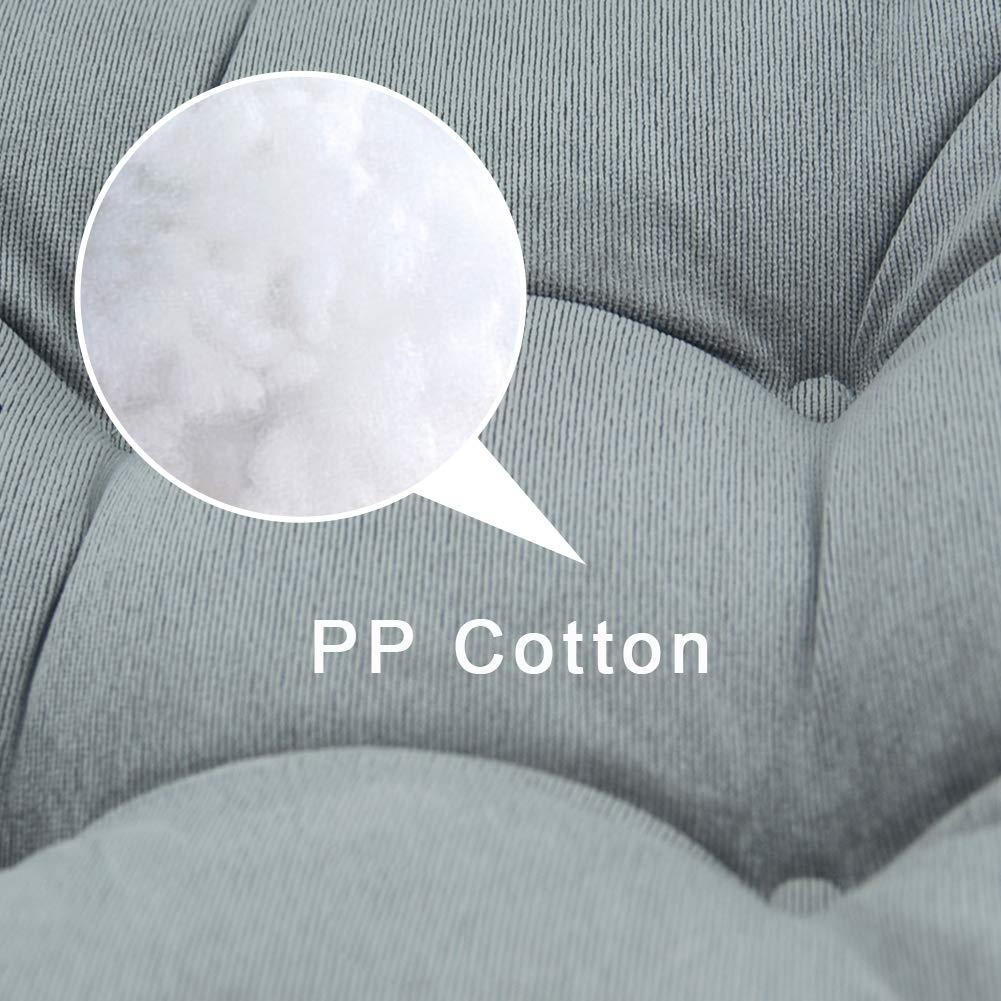 Cushions Patio, Lawn & Garden youta Solid Papasan Patio Seat ...