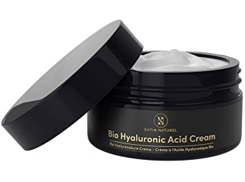 GANADOR 2019* Crema Facial de Acido Hialuronico ORGÁNICA TRES ...