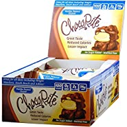 ChocoRite - High Protein Diet Bar | Vanilla Peanut Clusters | Low Calorie, Low Fat, Low Sugar ( 16/Box )
