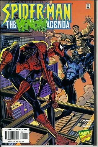 Amazon.com: Spider-Man - The Venom Agenda #1 : Bad Day at ...