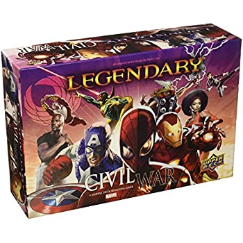 Legendary Civil War Board Game