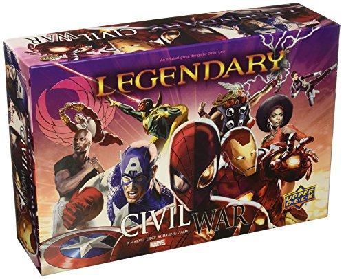 Legendary Civil War Board Game (Best Civil War Board Games)